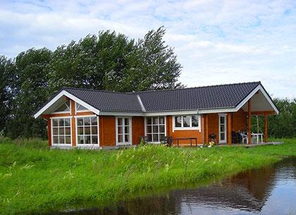 chalet et maison bois en kit greenlife bois massif et. Black Bedroom Furniture Sets. Home Design Ideas