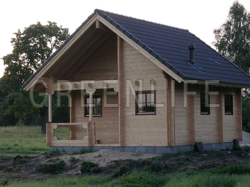 chalet bois anna 60 maison bois greenlife
