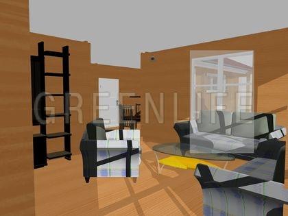maison bois carla 100 maison bois greenlife. Black Bedroom Furniture Sets. Home Design Ideas