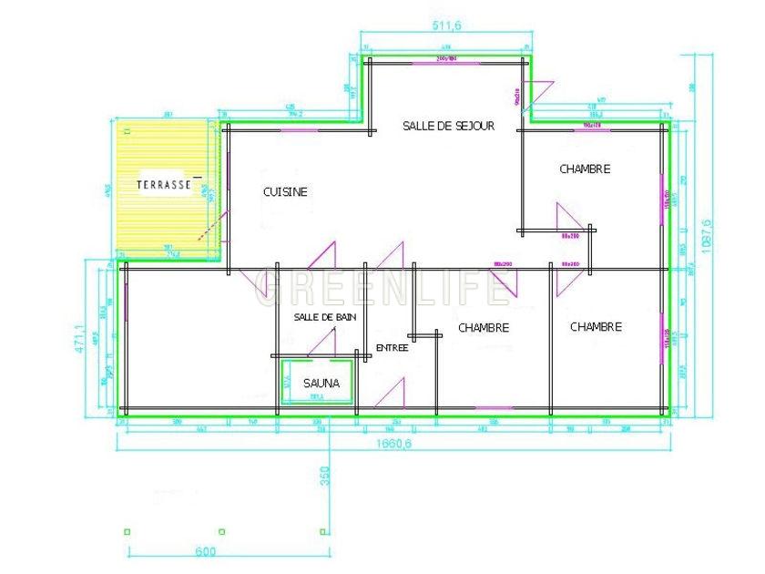 Plan interieur maison amazing bon plan gratuit logiciel - Logiciel gratuit decoration interieur maison ...