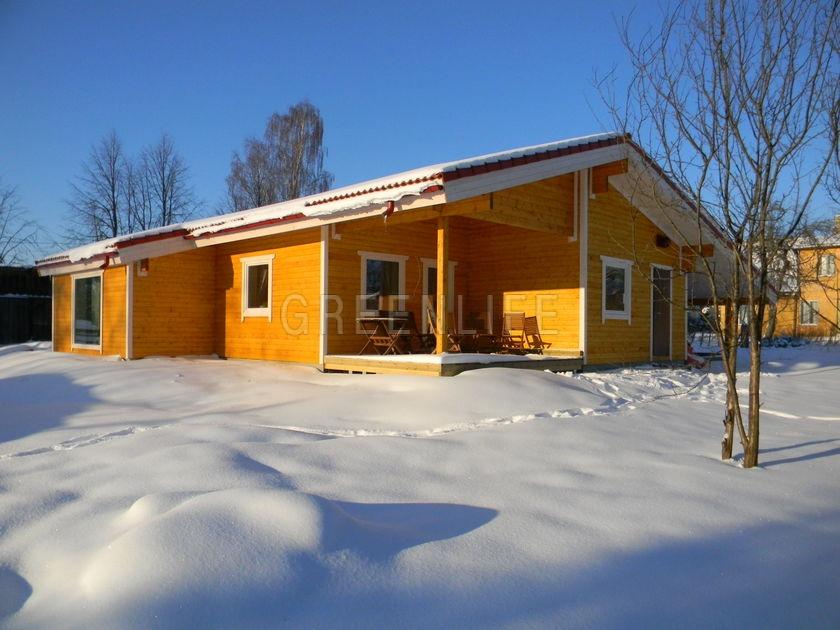 Ordinaire Maison Scandinave En Kit #3: ... Kit Maison En Bois ...