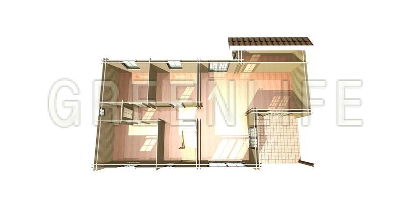 Maison en bois tarif cheap maison rondin bois prix kit maison bois lgant carport designs maison for Tarif maison bois