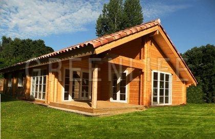 maison bois louisa 114m2