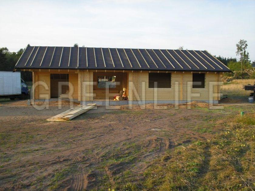 Maison bois louisa 114 maison bois greenlife for Maison en bois tout compris