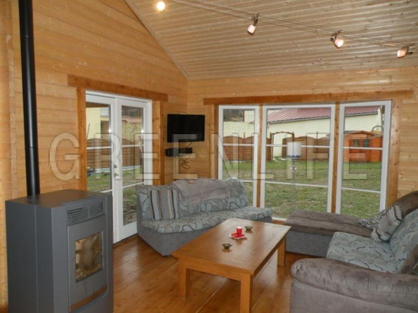 Maison bois louisa 140 maison bois greenlife for Maison en prefabrique prix