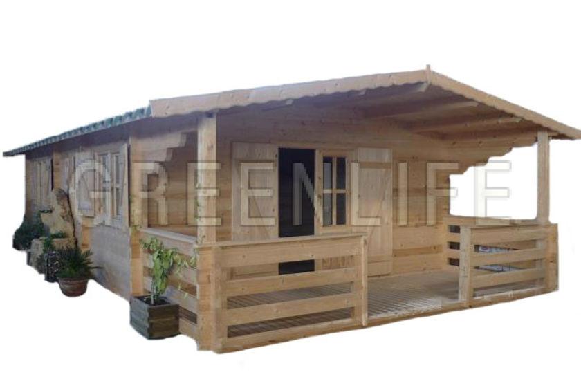 Maison en bois cl en main prix blitz blog for Maison bois prix cle en main