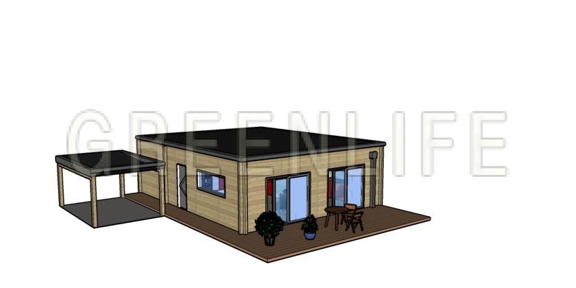Maison en bois kit maison en bois kit les faades des maisons peuvent se doter en bois la - Maison en bois en kit roumanie ...